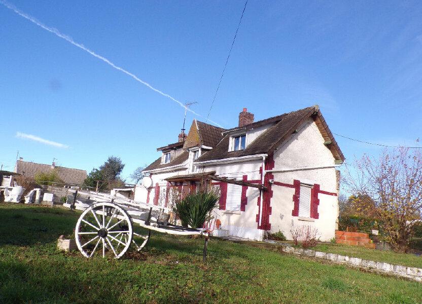 Maison à vendre 90m2 à Anizy-le-Château