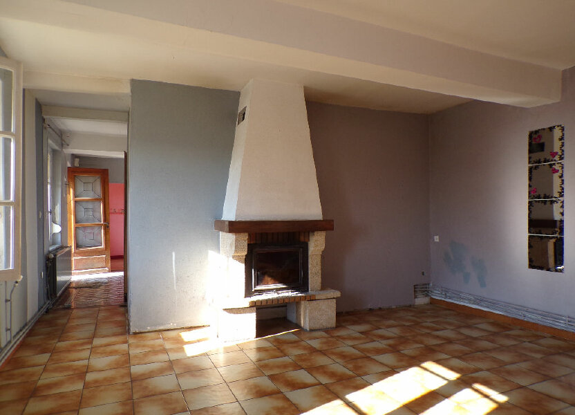 Maison à vendre 120m2 à Nouvion-le-Comte