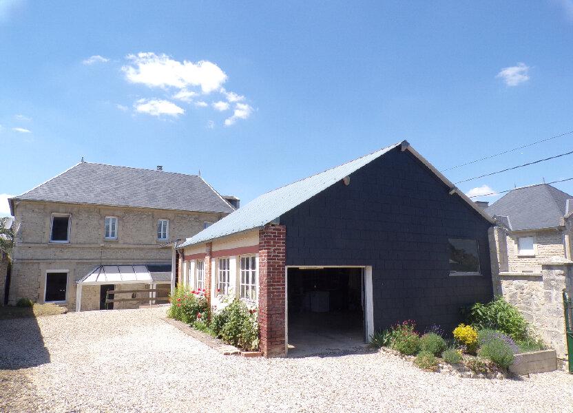Maison à vendre 200m2 à Leuilly-sous-Coucy