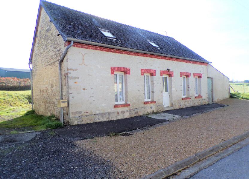 Maison à vendre 100m2 à Verneuil-sur-Serre