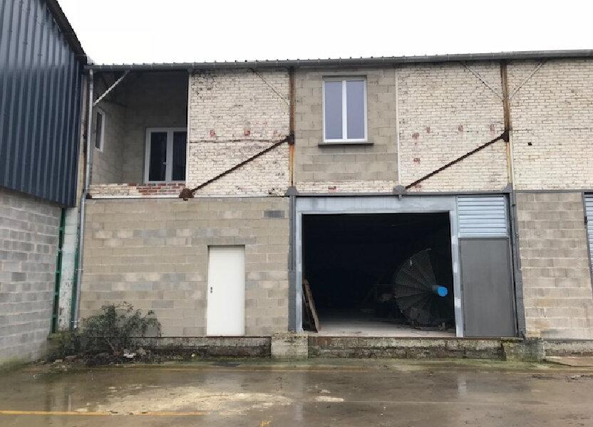 Immeuble à vendre 500m2 à Laon
