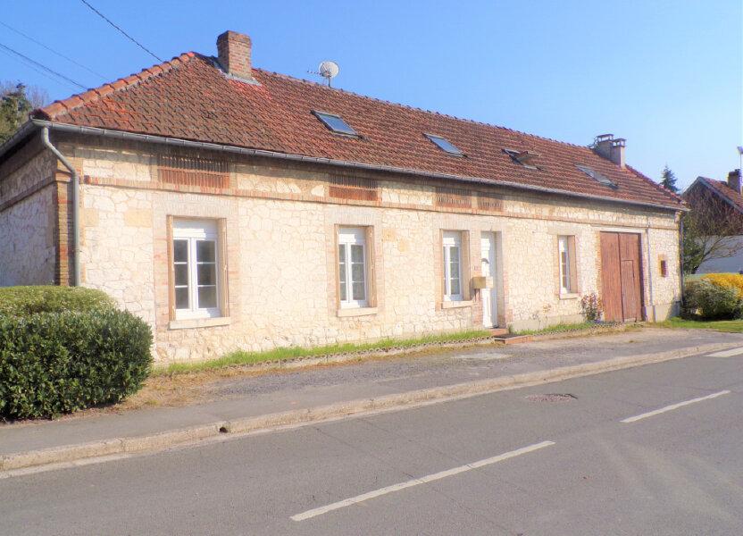 Maison à vendre 130m2 à Coucy-lès-Eppes
