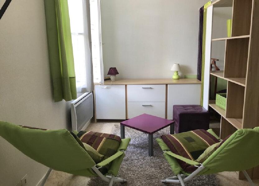 Appartement à louer 26m2 à Laon