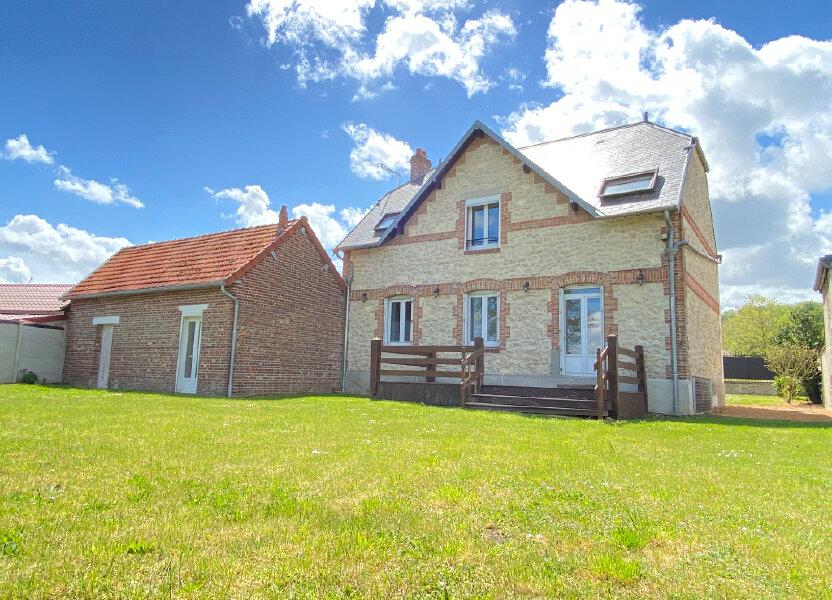 Maison à vendre 150m2 à Coucy-lès-Eppes