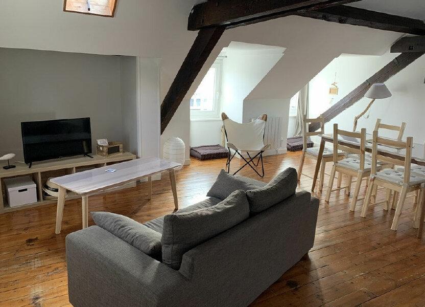 Appartement à louer 57m2 à Berck