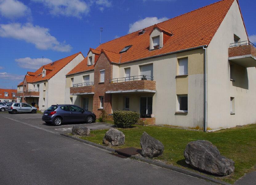 Appartement à louer 44.77m2 à Berck