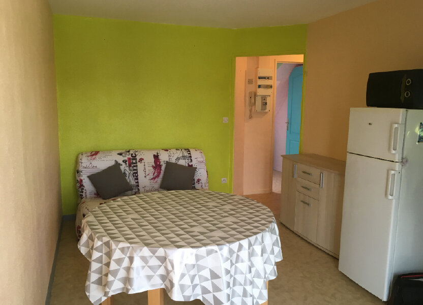 Appartement à louer 27.31m2 à Berck