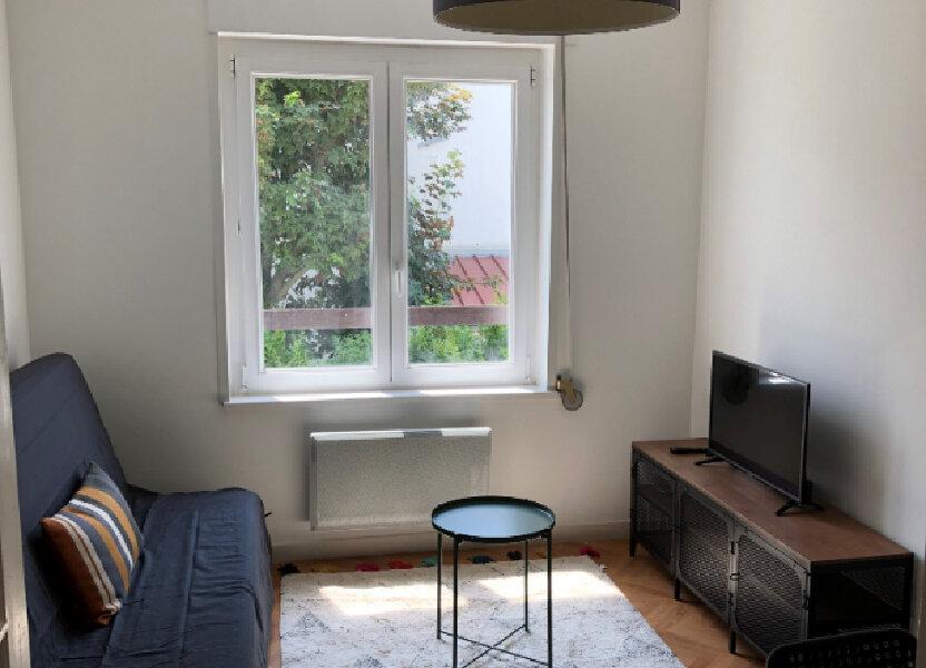 Appartement à louer 25.42m2 à Berck