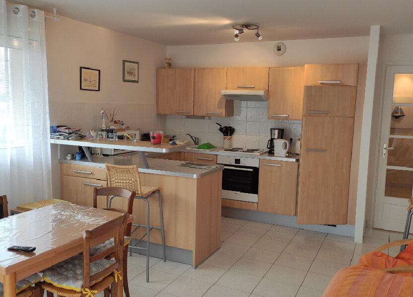 Appartement à louer 54.5m2 à Merlimont