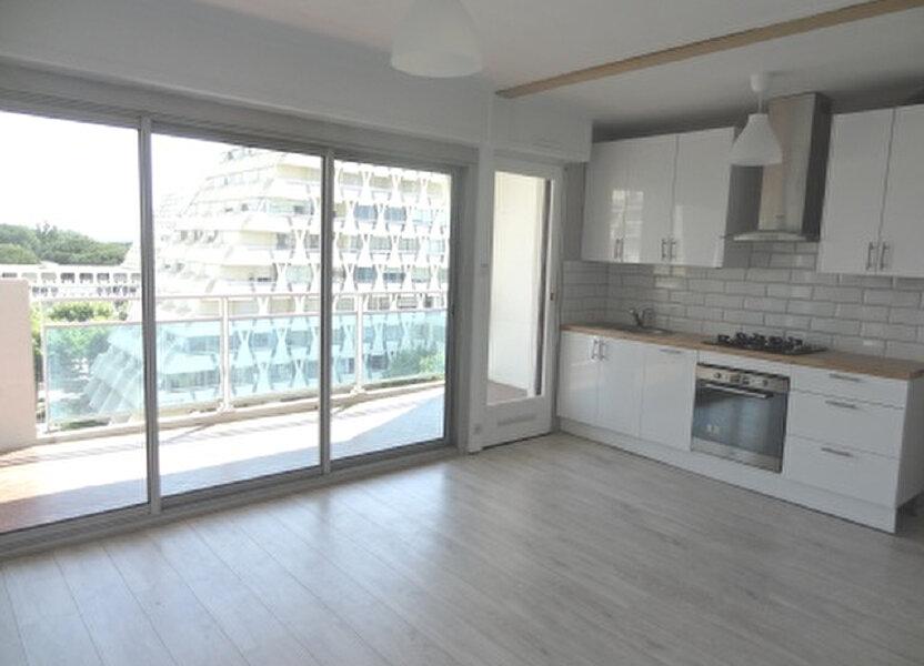 Appartement à louer 33m2 à La Grande-Motte