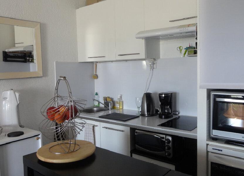 Appartement à louer 22m2 à La Grande-Motte