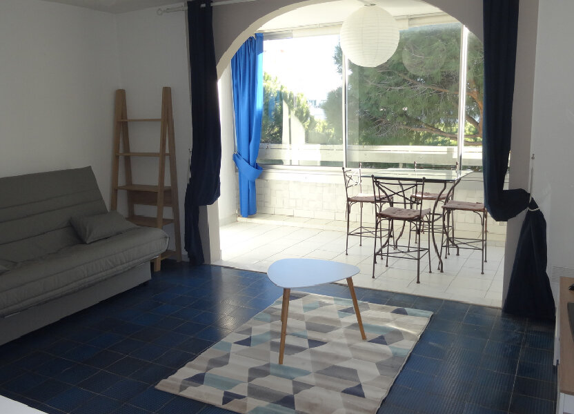 Appartement à louer 36m2 à La Grande-Motte