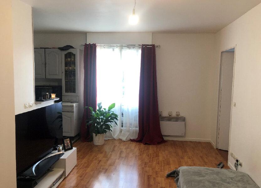 Appartement à louer 42.7m2 à Bussy-Saint-Georges