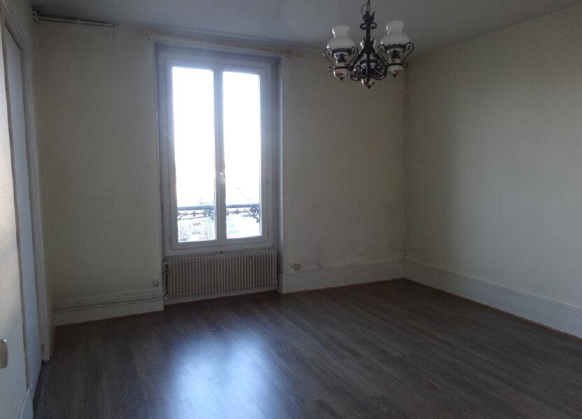 Appartement à vendre 73.56m2 à Pontoise