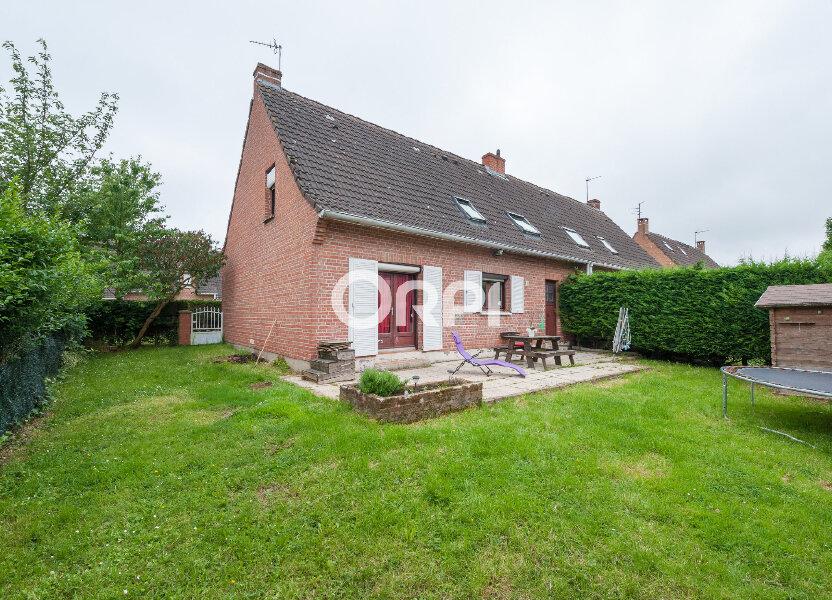 Maison Hazebrouck 107 M T 6 A Vendre 214 800 EUR
