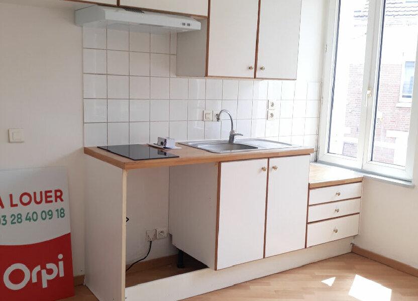 Appartement à louer 32m2 à Hazebrouck