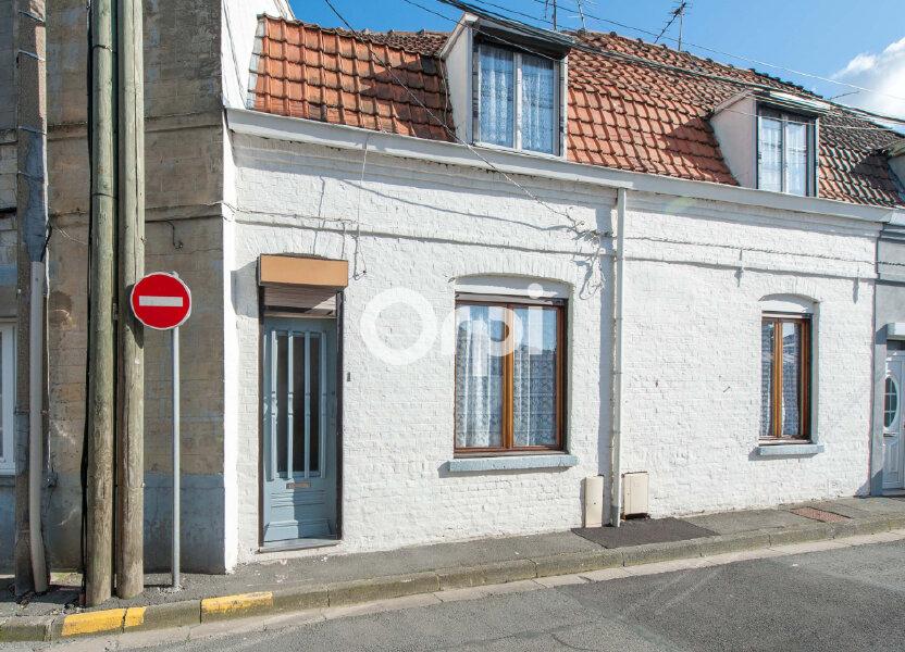 Maison à vendre 65m2 à Wattrelos