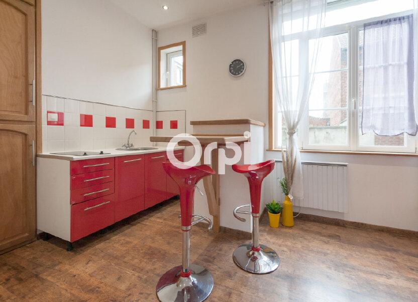 Appartement à louer 30m2 à Armentières