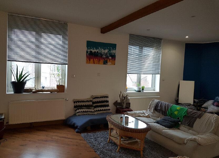 Appartement à louer 81m2 à Hazebrouck