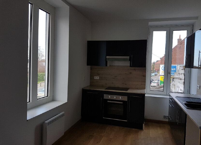 Appartement à louer 85m2 à Aire-sur-la-Lys