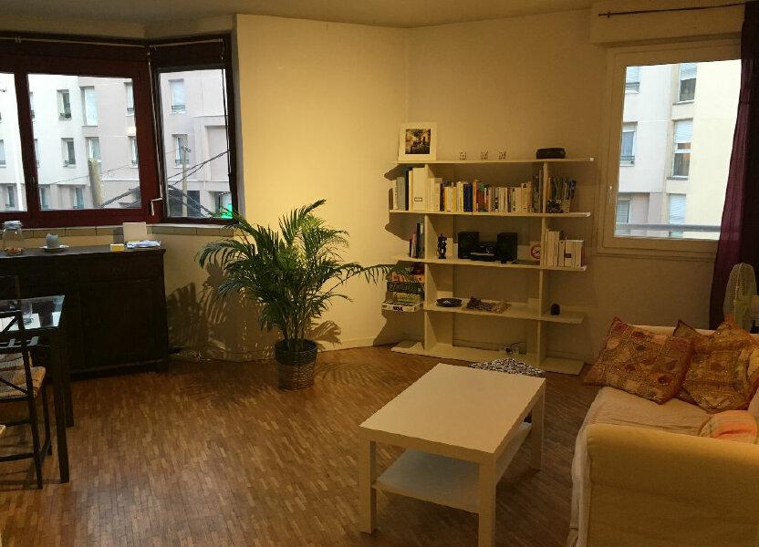 Appartement à louer 45.6m2 à Lyon 3