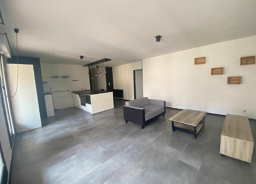Appartement à louer 58.05m2 à Lyon 3