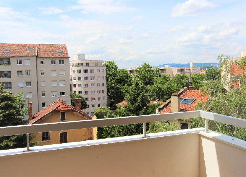 Appartement à vendre 84.11m2 à Villeurbanne