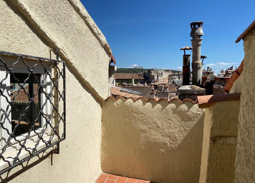 Appartement à louer 45.79m2 à Aix-en-Provence