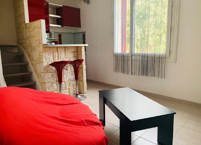 Appartement à louer 22.04m2 à Aix-en-Provence