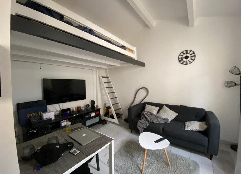 Appartement à louer 18.15m2 à Aix-en-Provence
