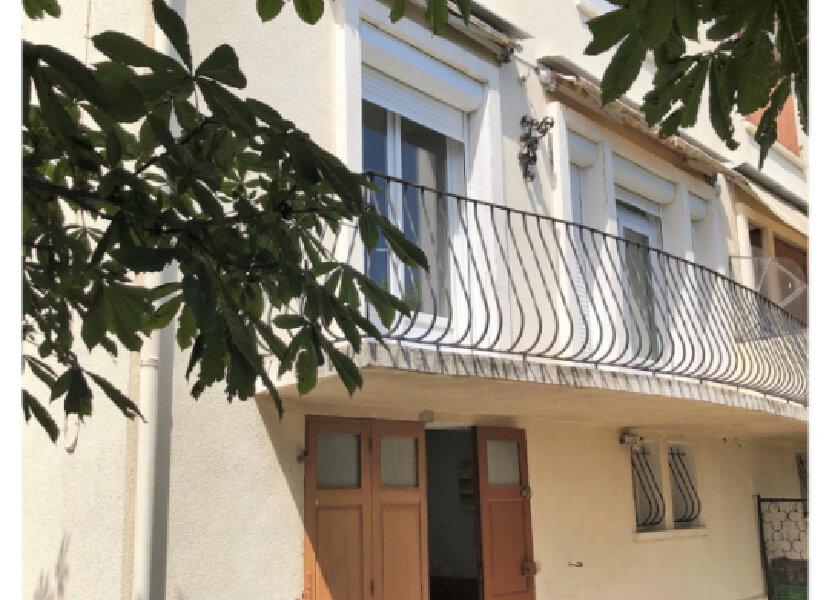 Maison à vendre 110m2 à La Fare-les-Oliviers