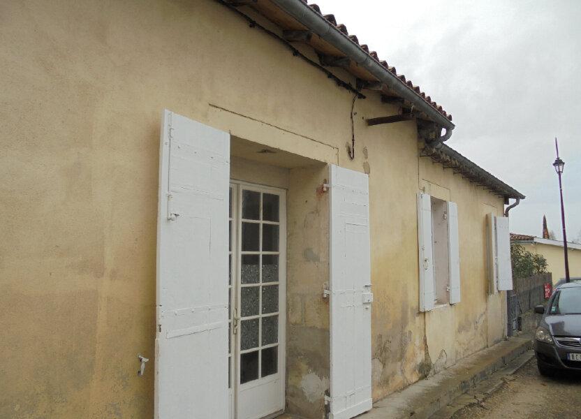 Maison à vendre 70m2 à Galgon