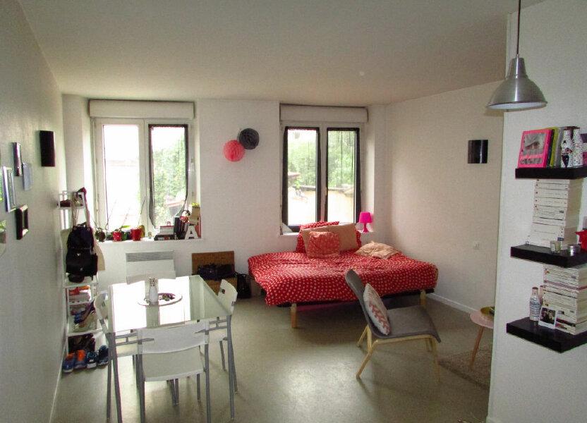 Appartement à louer 28.32m2 à Nancy