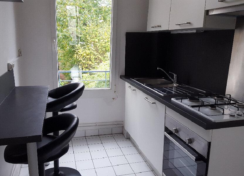 Appartement à louer 61.46m2 à Nancy