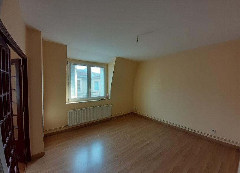 Appartement à vendre 58.39m2 à Nancy