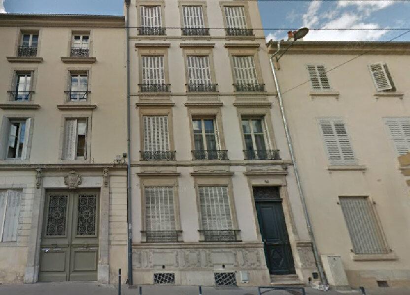 Appartement à vendre 30m2 à Nancy