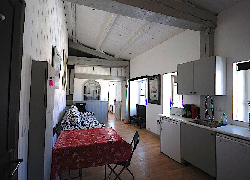 Appartement à vendre 31.03m2 à Saint-Martin-de-Ré