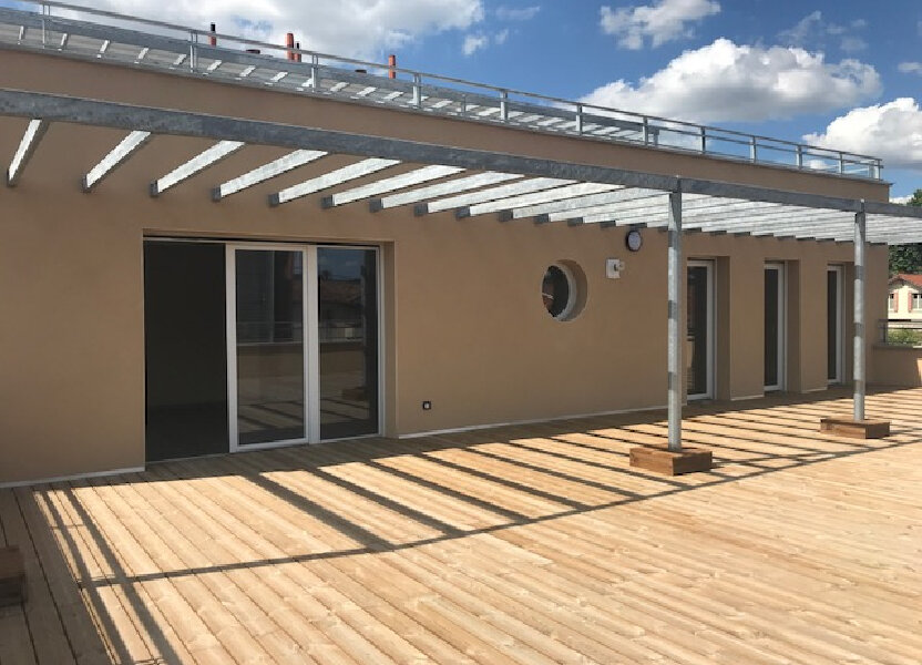 Appartement à louer 85m2 à Pinsaguel