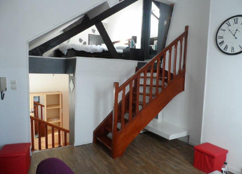 Appartement à louer 50m2 à Béthune