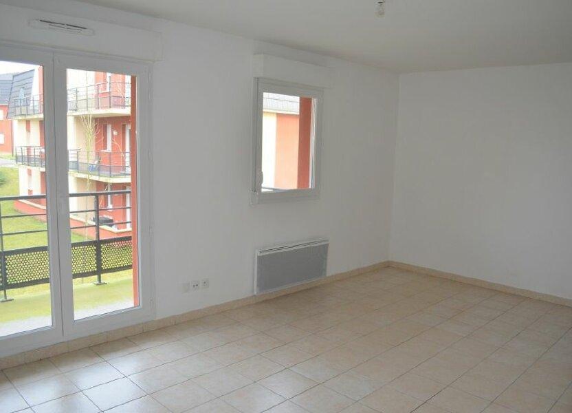 Appartement à louer 63.55m2 à Beuvry
