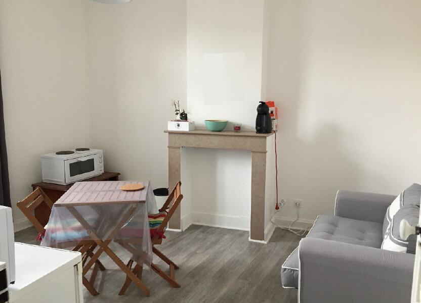 Appartement à louer 42m2 à Béthune