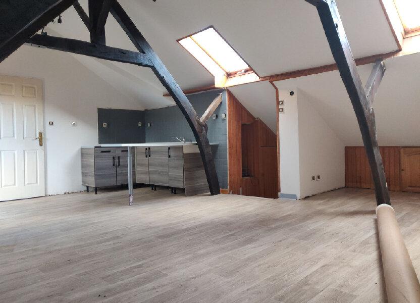 Appartement à louer 40m2 à Beuvry