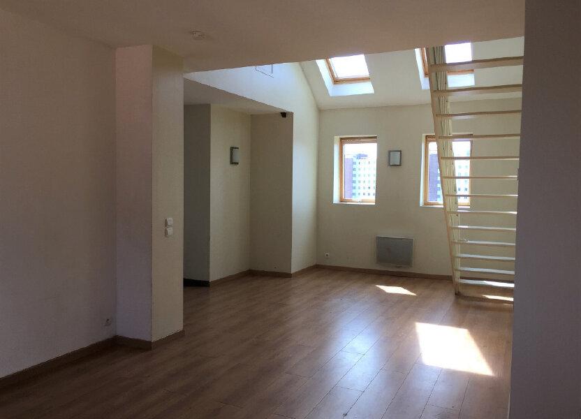 Appartement à louer 98.63m2 à Béthune