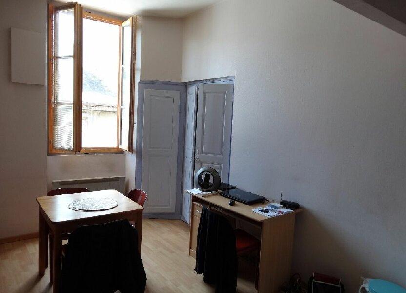 Appartement à louer 21.97m2 à Chambéry