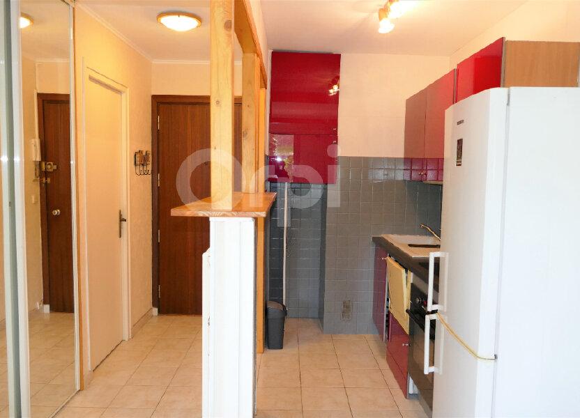 Appartement à louer 28m2 à Chambéry