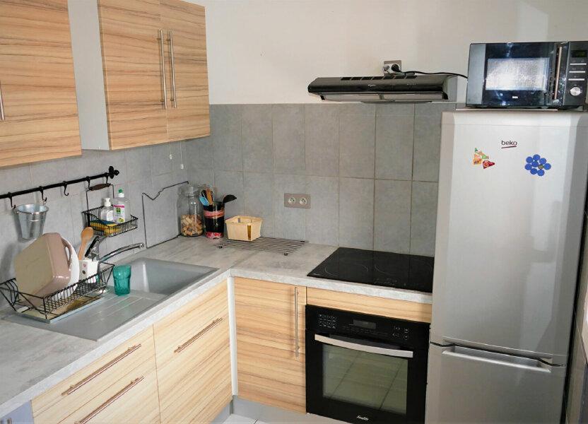Appartement à louer 34.76m2 à Challes-les-Eaux