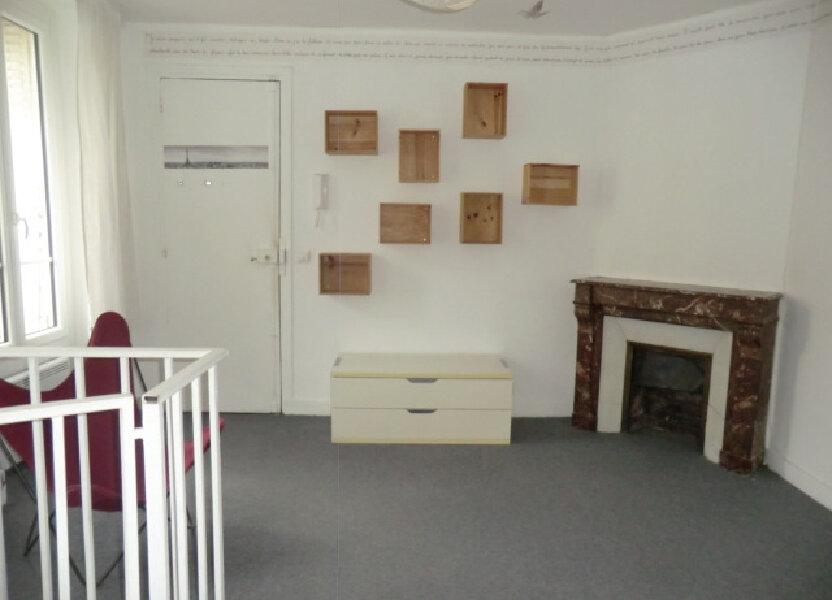 Appartement à louer 42m2 à Vanves