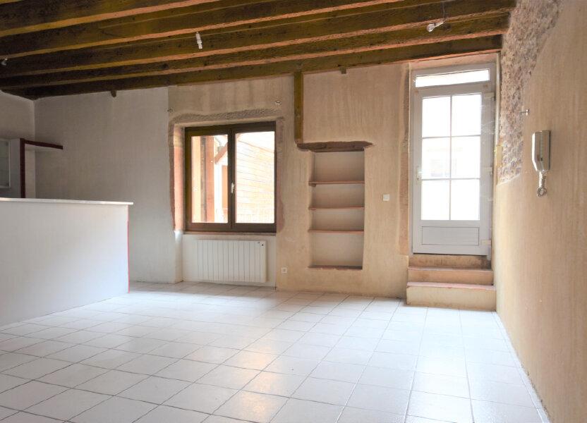 Appartement à louer 58m2 à Mâcon