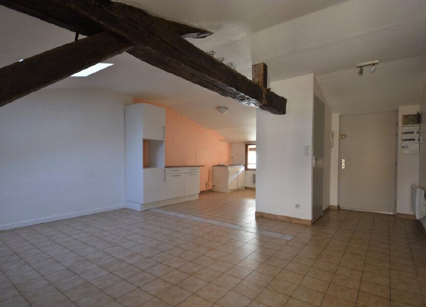 Appartement à louer 52.34m2 à Cluny