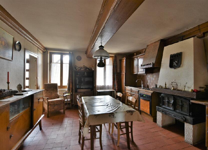 Maison à vendre 194.14m2 à Saint-Gengoux-de-Scissé